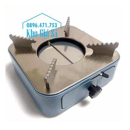 Bếp cồn inox hình vuông cao cấp - Bếp cồn thạch, bếp cồn nước hình vuông cao cấp cho nhà hàng quán ăn11