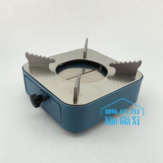 Bếp cồn inox hình vuông cao cấp - Bếp cồn thạch, bếp cồn nước hình vuông cao cấp cho nhà hàng quán ăn10