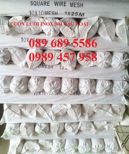 Chuyên Lưới inox 35 ô/ink, Lưới chống côn trùng  - Lưới lọc 40mesh, Lưới inox 50mesh và 60mesh7