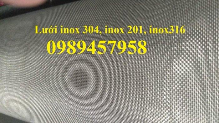 Chuyên Lưới inox 35 ô/ink, Lưới chống côn trùng  - Lưới lọc 40mesh, Lưới inox 50mesh và 60mesh2