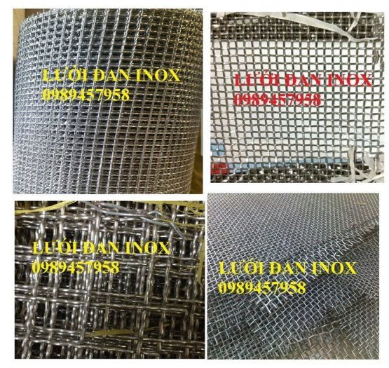 Lưới chống ruồi, Lưới lọc cát, Lưới lọc khoáng sản - Lưới rác thải vật liệu xây dựng13