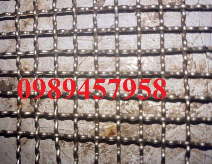 Lưới chống ruồi, Lưới lọc cát, Lưới lọc khoáng sản - Lưới rác thải vật liệu xây dựng9
