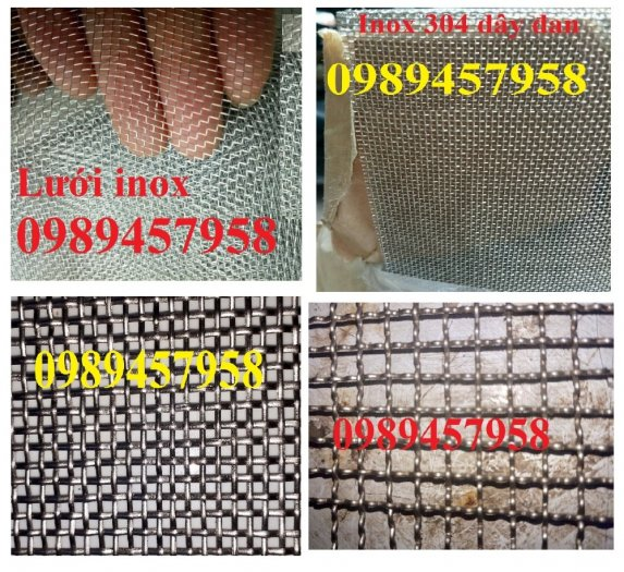Lưới chống ruồi, Lưới lọc cát, Lưới lọc khoáng sản - Lưới rác thải vật liệu xây dựng7