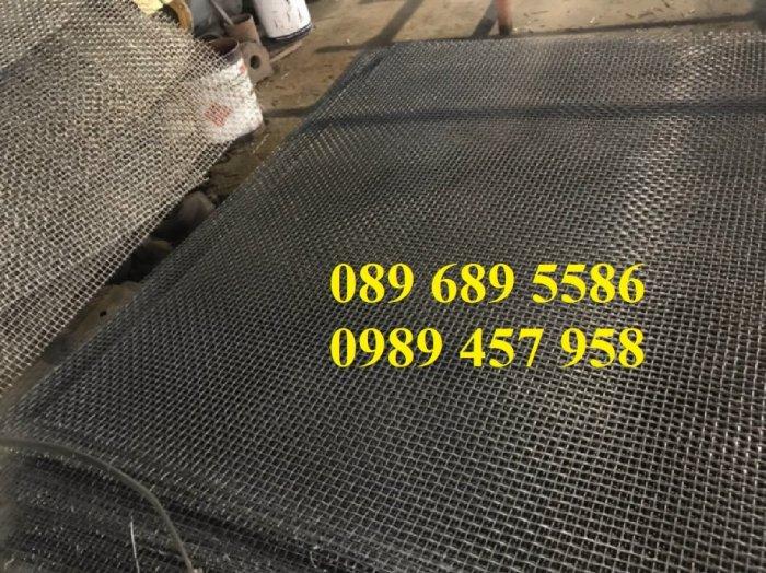 Lưới chống ruồi, Lưới lọc cát, Lưới lọc khoáng sản - Lưới rác thải vật liệu xây dựng1