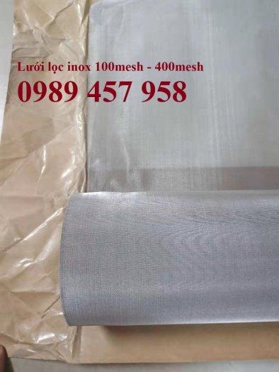 Lưới inox siêu min, lưới inox 80mesh, 100mesh, 150mesh, 200mesh, 250mesh, 300mesh, 350mesh, 400mesh6