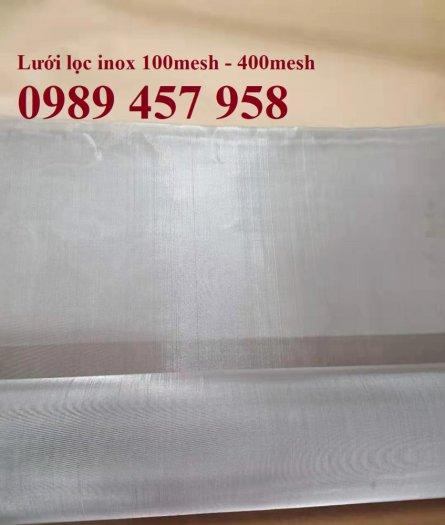 Lưới inox siêu min, lưới inox 80mesh, 100mesh, 150mesh, 200mesh, 250mesh, 300mesh, 350mesh, 400mesh5