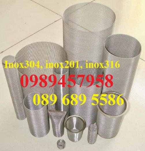 Lưới thép không rỉ SUS304, SUS316, SUS201, Lưới đan, lưới hàn inox8