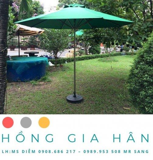 Dù Che Mua Nắng Trang Trí Sân Vườn, Cafe Hồng Gia Hân0