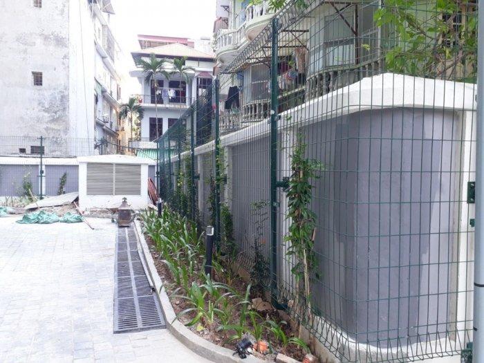 Hàng rào thi công thực tế của Nhật Minh Hiếu trên toàn quốc1