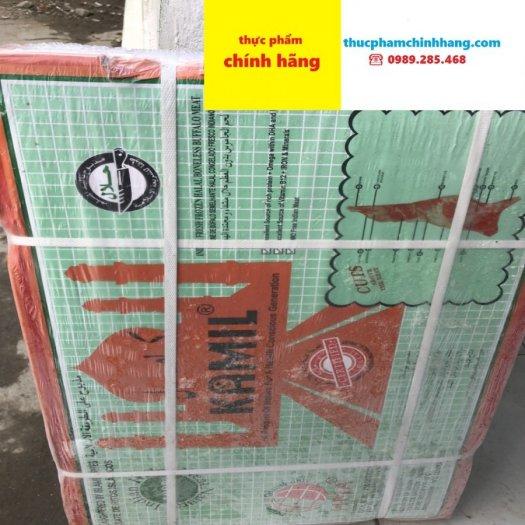 Bán thịt nạm trâu Ấn Độ nguyên thùng 18kg3