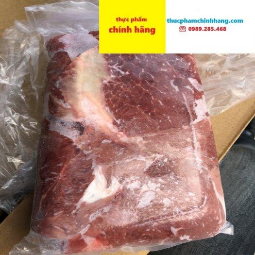 Bán thịt nạm trâu Ấn Độ nguyên thùng 18kg2
