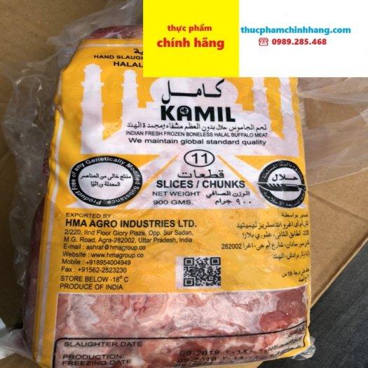 Bán thịt nạm trâu Ấn Độ nguyên thùng 18kg1