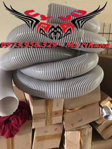 Ống hút bụi gân nhựa Pvc - ống nhựa hút bụi xoắn  - ống nhựa hút bụi công nghiệp D300, D250, D200, D168, D150, D120, D114, D100, D90, D76, D65, D60, D50, D40, D34, D255