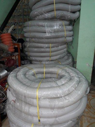 Ống hút bụi gân nhựa Pvc - ống nhựa hút bụi xoắn  - ống nhựa hút bụi công nghiệp D300, D250, D200, D168, D150, D120, D114, D100, D90, D76, D65, D60, D50, D40, D34, D254