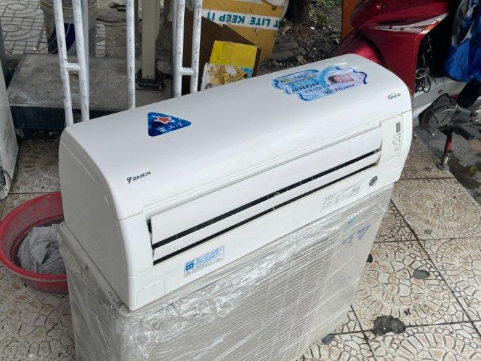 Máy lạnh Daikin nội địa 1.5hp (1.5 ngựa) VIP có inverter plasma ion autoclean gas R325