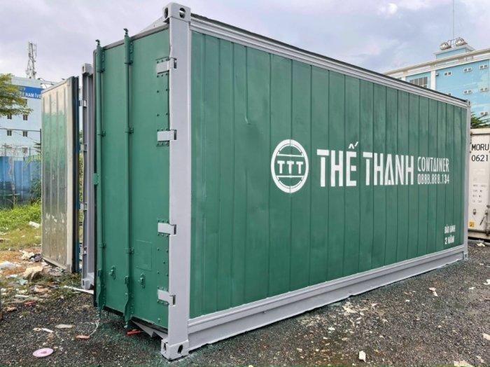 Container Thế Thanh làm kho lạnh0
