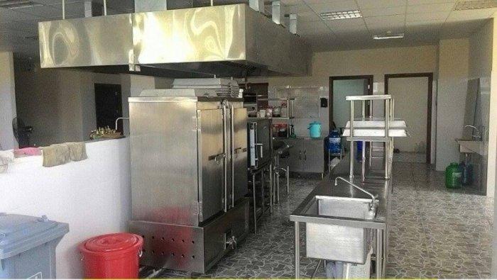 Tủ nấu cơm công nghiệp inox 304 HM 05 Hải Minh7