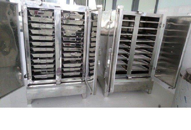 Tủ nấu cơm công nghiệp inox 304 HM 05 Hải Minh5