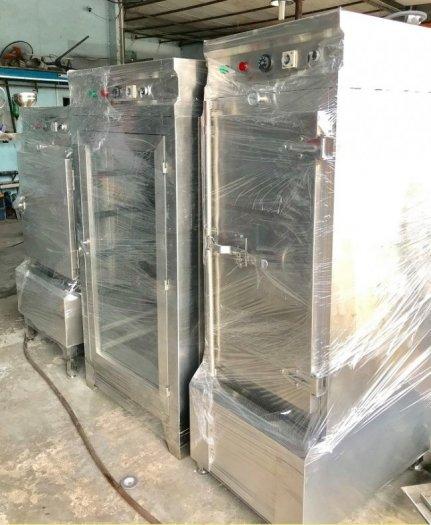 Tủ nấu cơm công nghiệp inox 304 HM 05 Hải Minh4