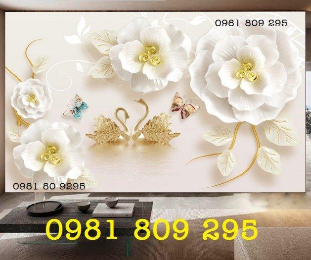 Gạch tranh 3d hoa trang sức4
