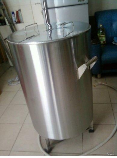 Nồi nấu phở điện 80 lít nước Hải MInh HM 064