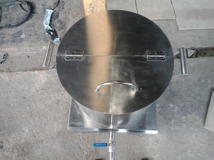 Nồi điện nấu nước lèo bán bún inox 304 Hải MInh HM078