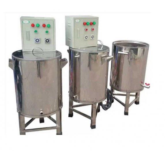Nồi điện nấu nước lèo bán bún inox 304 Hải MInh HM075