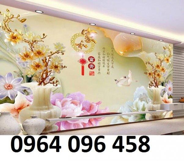 Tranh gạch 3d phòng khách - phòng ngủ - GMN66