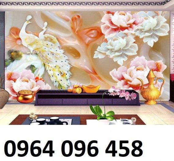 Tranh gạch 3d phòng khách - phòng ngủ - GMN65