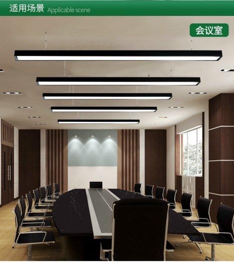 Đèn hộp thả trần văn phòng 1m2 - 18w giá sỉ 199k0