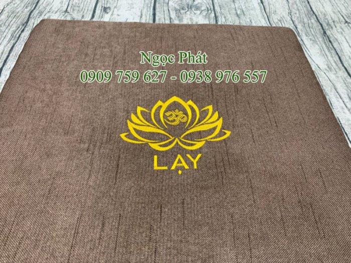 Nệm Ngồi Thiền 100x50cm Quỳ Lạy + Ngồi Tụng Kinh Niệm Phật Tiện Dụng5
