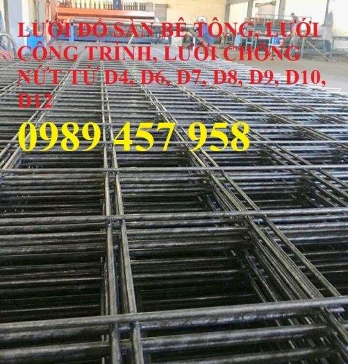 Lưới thép phi 10 a 200x200, Lưới hàn chập D10 a 200x200, A10 200x200 giá tốt3