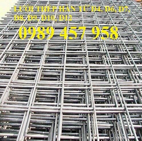 Lưới thép phi 10 a 200x200, Lưới hàn chập D10 a 200x200, A10 200x200 giá tốt2