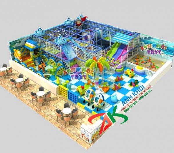 Combo trọn gói lắp đặt khu vui chơi trẻ em3