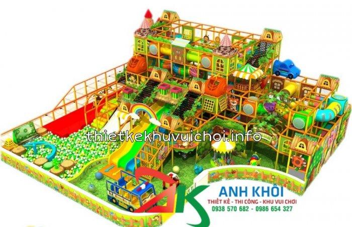 Combo trọn gói lắp đặt khu vui chơi trẻ em2