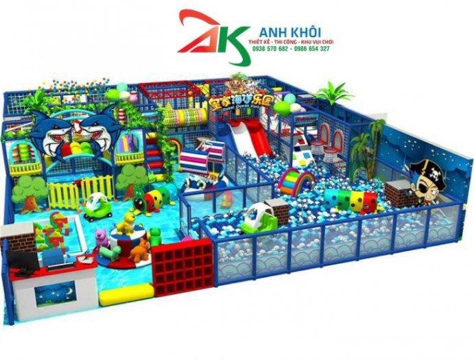 Combo trọn gói lắp đặt khu vui chơi trẻ em1