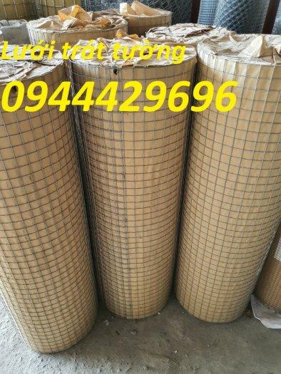 Lưới trát tường dây 1ly 5x5 , 10x10, 25x255
