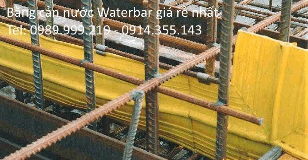 Cuộn nhựa vàng pvc,khớp nối pvc dùng nhiều trong mạch ngừng bê tông3