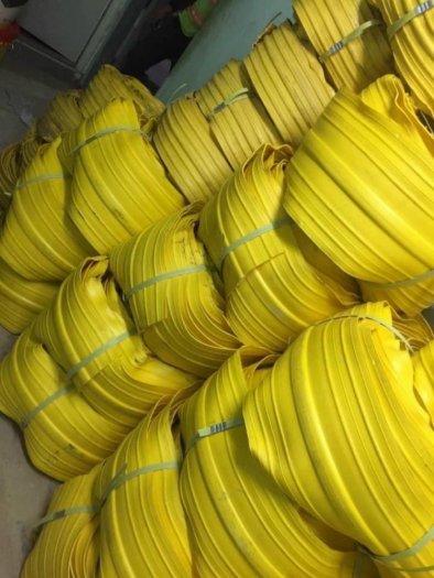 Cuộn nhựa vàng pvc,khớp nối pvc dùng nhiều trong mạch ngừng bê tông2