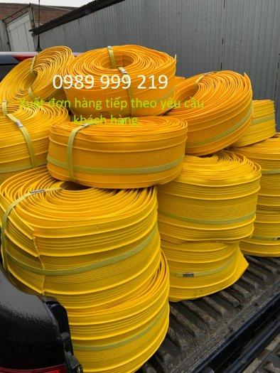 Cuộn nhựa vàng pvc,khớp nối pvc dùng nhiều trong mạch ngừng bê tông1