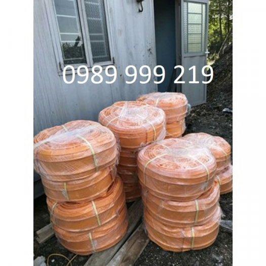 Cuộn nhựa vàng pvc,khớp nối pvc dùng nhiều trong mạch ngừng bê tông0