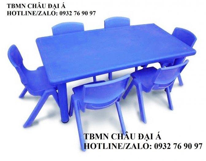 Bàn ghế học sinh,mầm non, bàn học giá rẻ cho bé4
