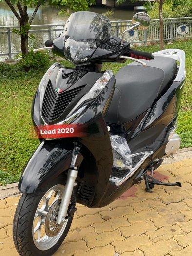 Mặt nạ trang trí xe Honda Lead 2018 - 2020 kiểu sh Ý4