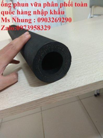 Ống cao su phun vữa bê tông - phụ gia trộn vữa đường kính 50 x 83 mm , 40 x 72 mm chiều dài 90 cm , 93 cm, 100cm6