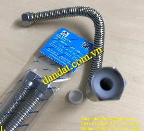 Dây cấp nước cho bình nóng lạnh, ống dẫn nước mềm6