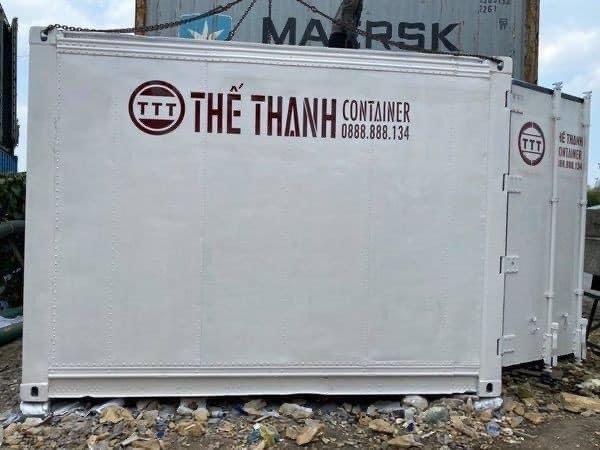 Container lạnh 10feet máy Daikin2