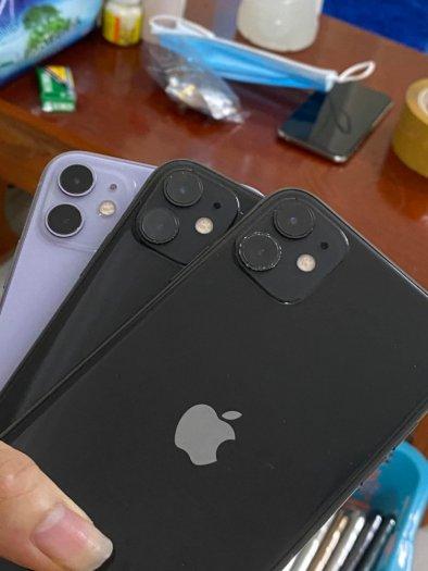 Iphone 11 64g zin đẹp 98 99% pin 9x giá tốt2