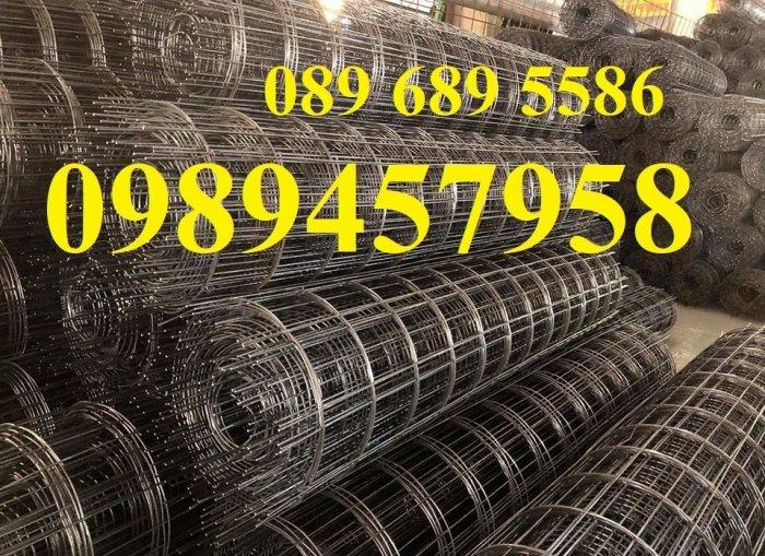 Lưới thép giàn lan, Lưới thép trang trí, Lưới hàn mạ kẽm5