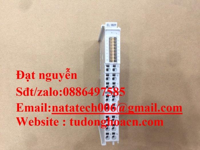 EL1809 Beckhoff Đầu cuối HD EtherCAT chính hãng mới 100%2
