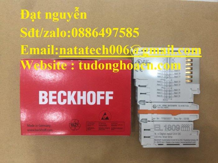 EL1809 Beckhoff Đầu cuối HD EtherCAT chính hãng mới 100%0